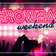 Electric 94.9's Throwback Weekend
