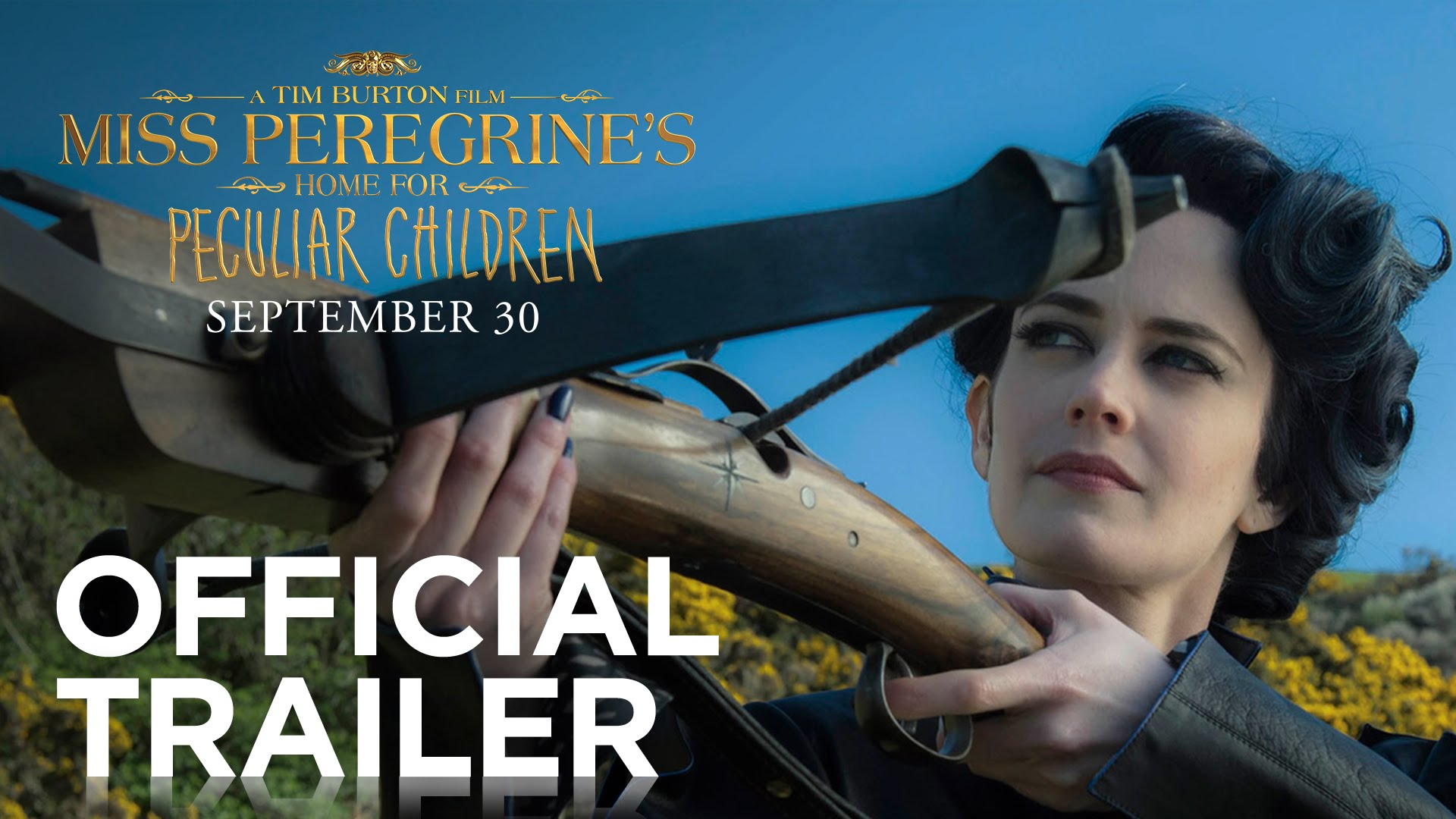 Miss Peregrine S Home For Peculiar Children Poster 33 Goldposter